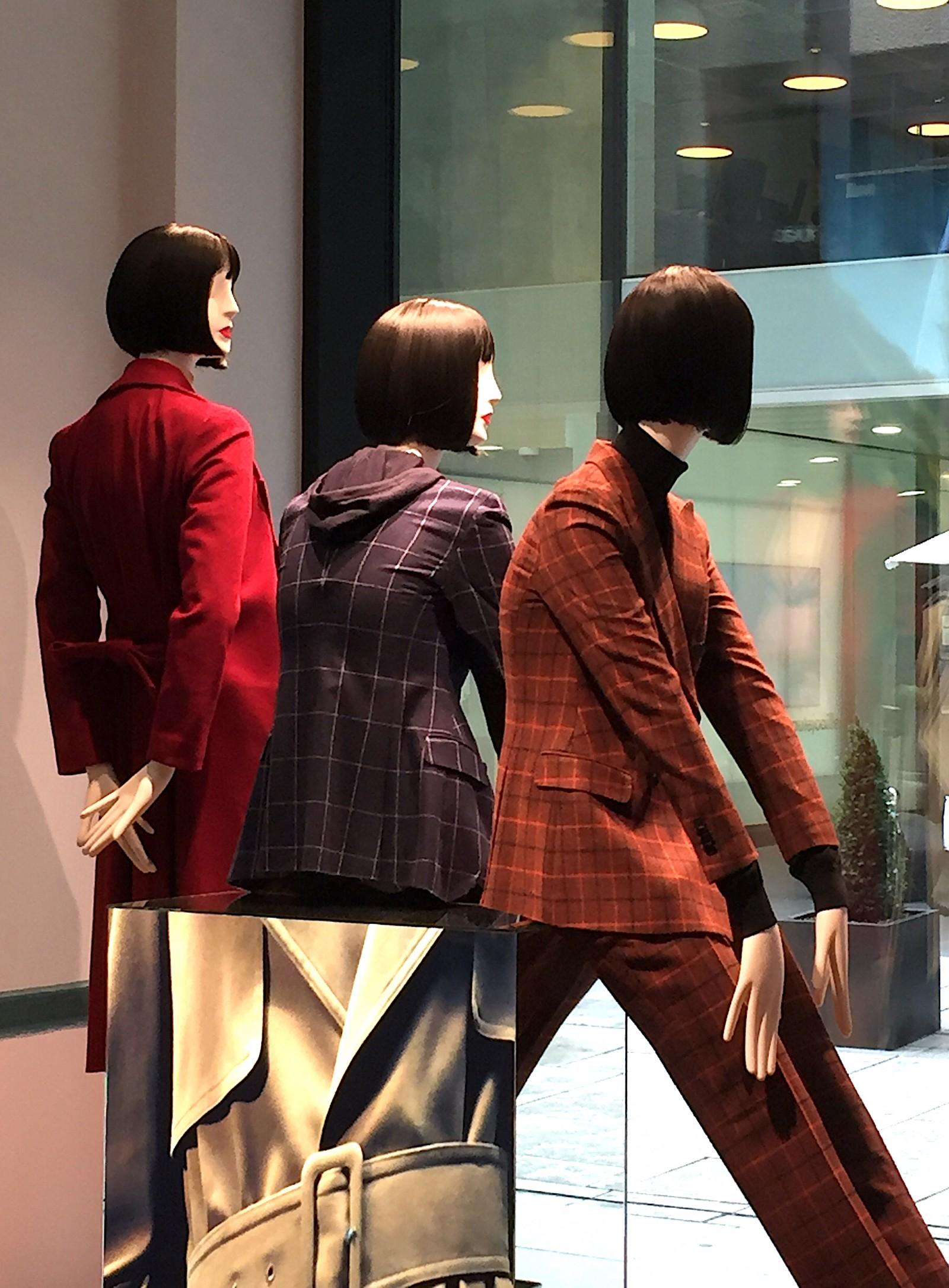 Businesswomen mit Stil